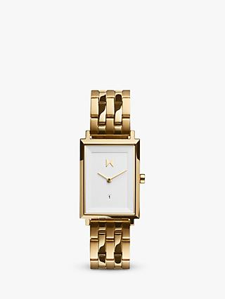 MVMT Women's Date Bracelet Strap Watch
