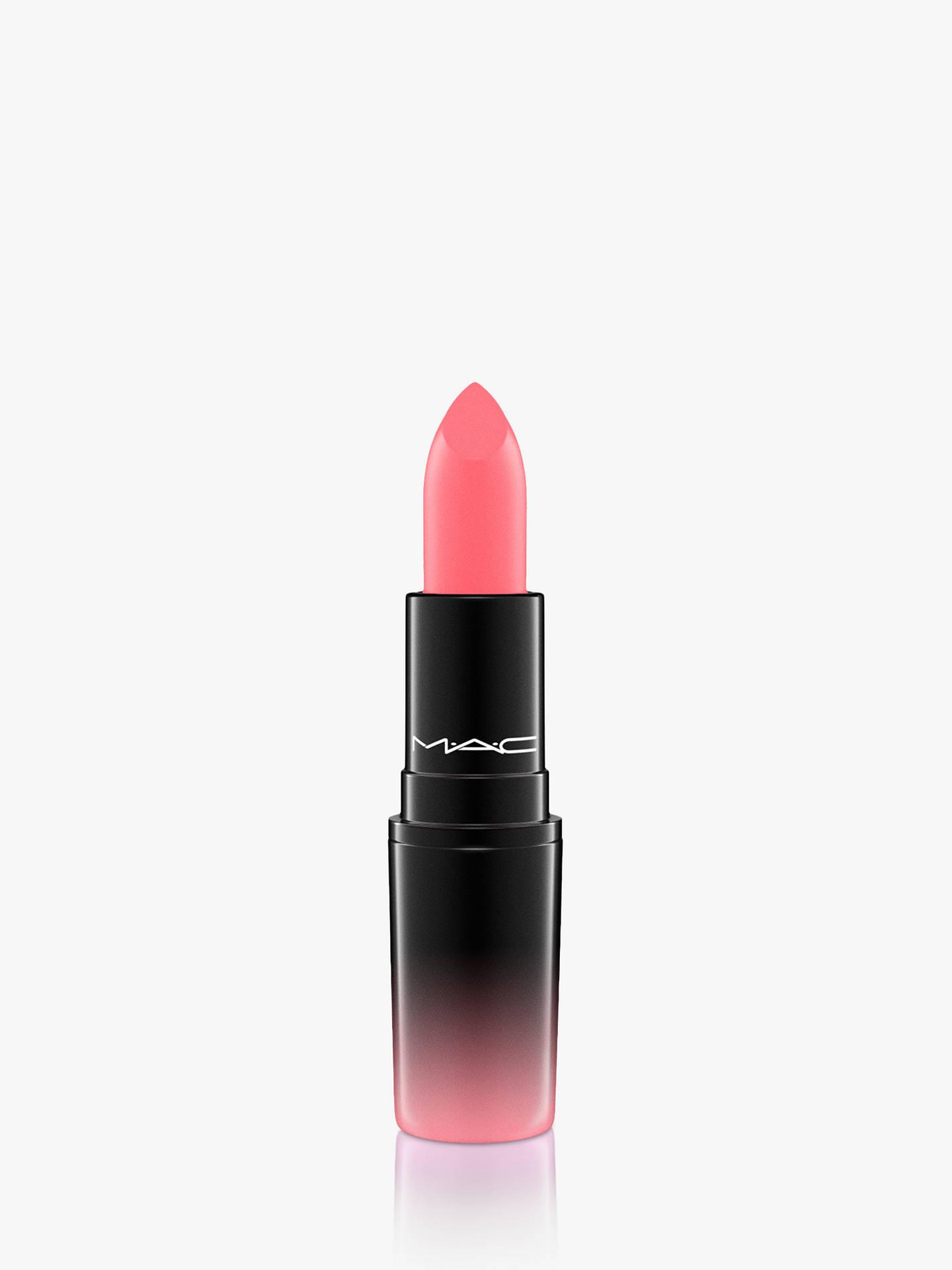 MAC Lipstick Love Me Lipstick at John