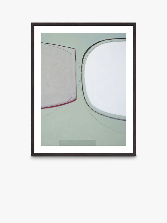 Unbranded Adrian Bradbury - Balance 1 Wood Framed Print & Mount, 82 x 62cm, Mint
