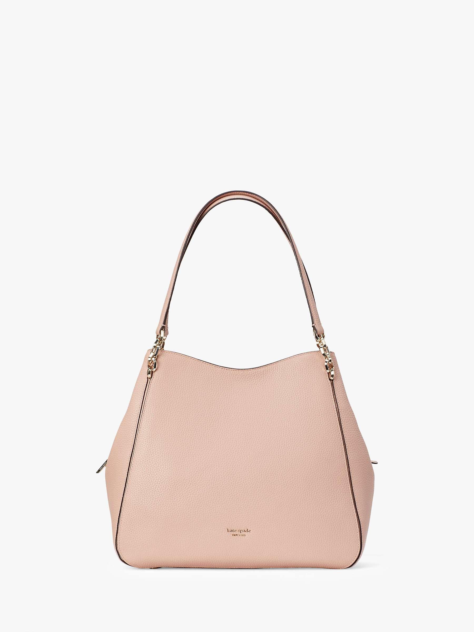 kate spade cream shoulder bag