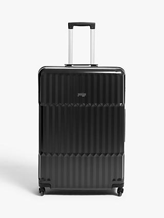 John Lewis & Partners Orlando 76cm 4-Wheel Large Suitcase
