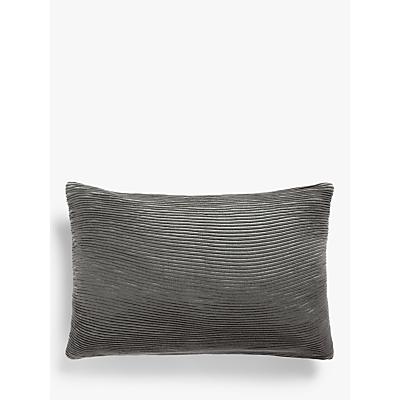 John Lewis & Partners Rib Knit Rectangular Cushion