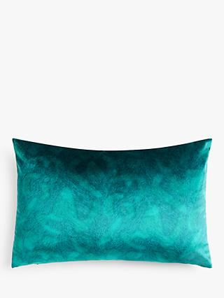John Lewis & Partners Italian Velvet Rectangular Cushion
