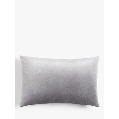 John Lewis & Partners Italian Cut Velvet Rectangular Cushion