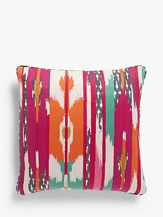 John Lewis & Partners Ampana Cushion, Multi
