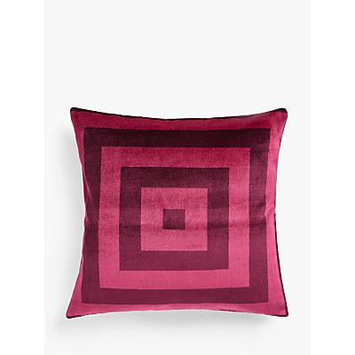 John Lewis & Partners Box Stripe Cushion