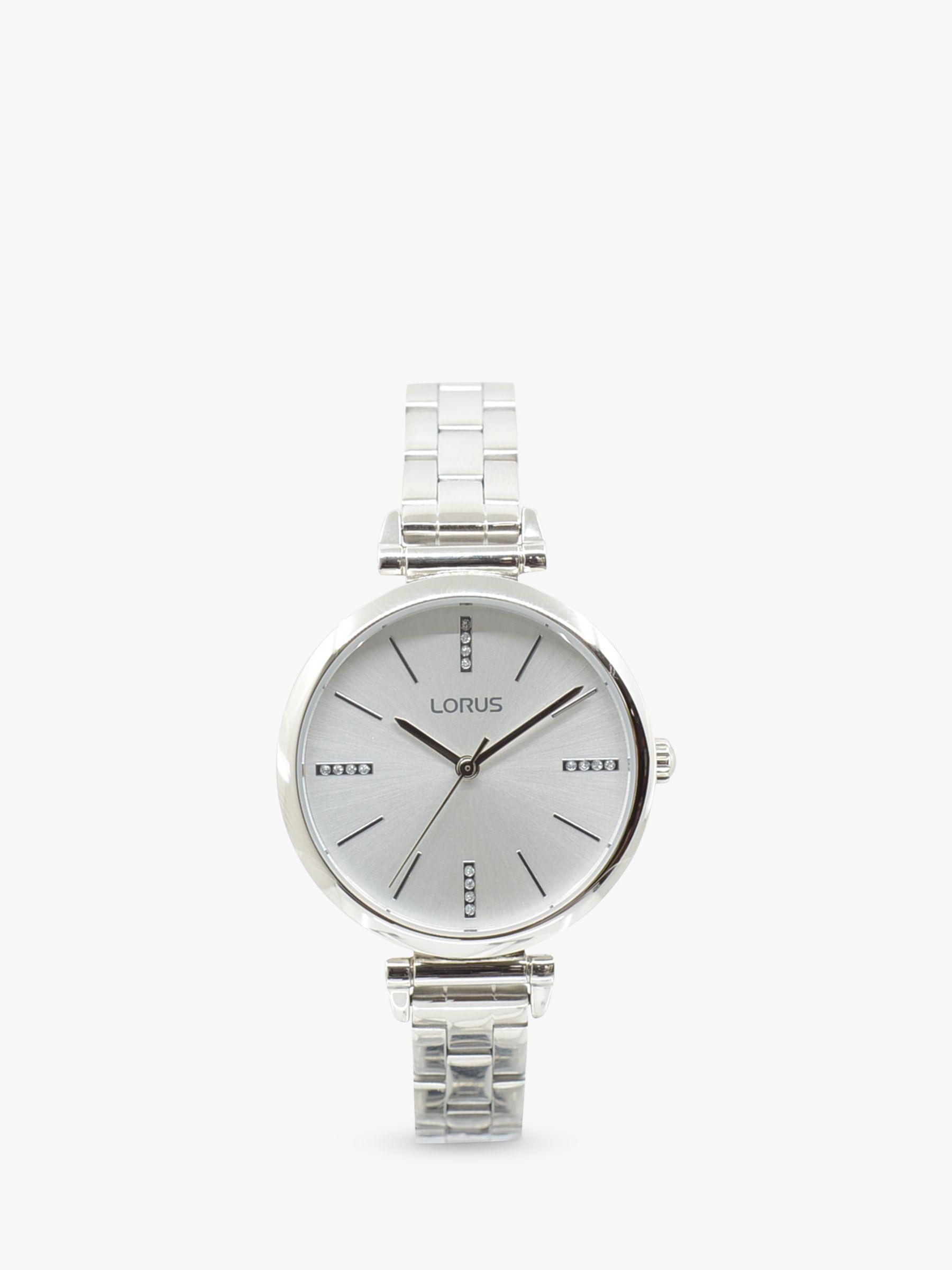 Lorus Lorus Women's Crystal Bracelet Strap Watch