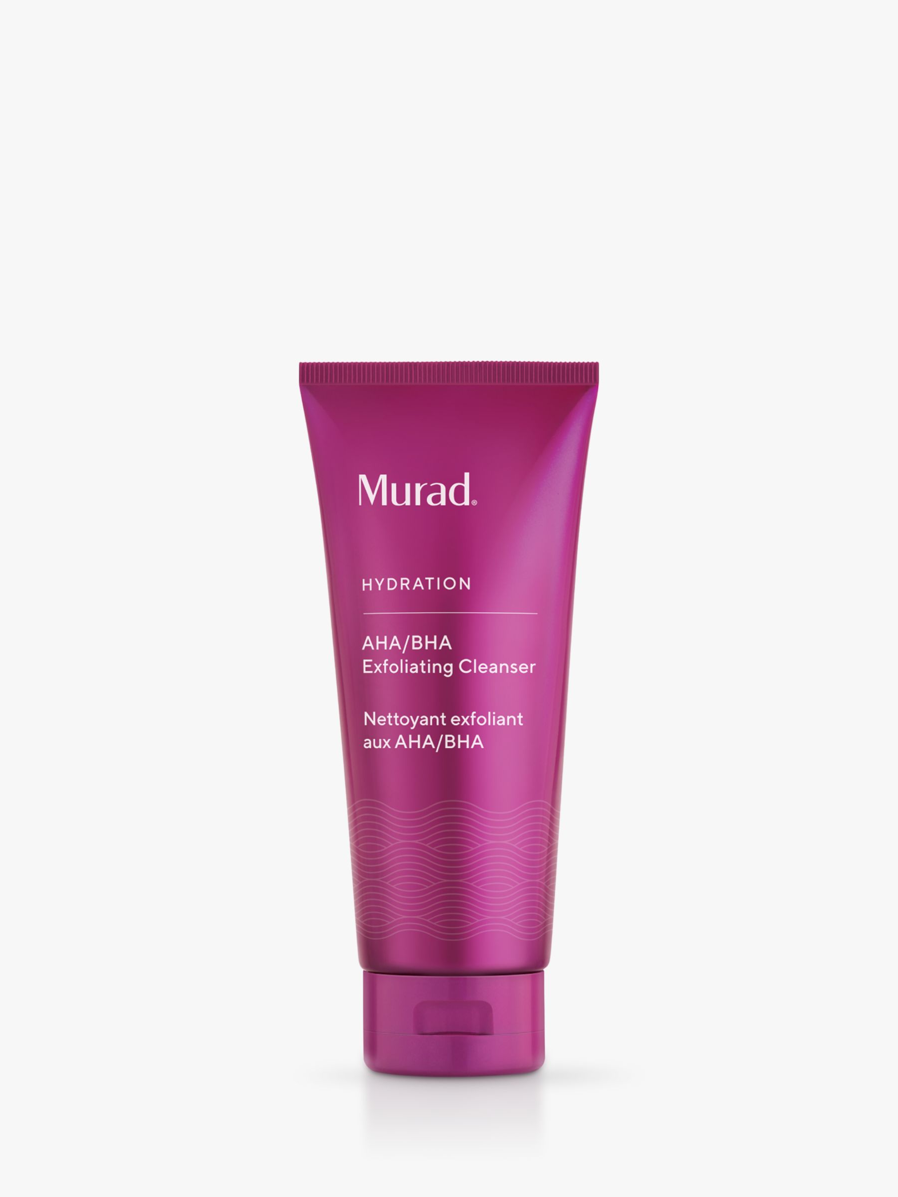Buy Murad AHA/BHA Exfoliating Cleanser, 200ml Online at johnlewis.com
