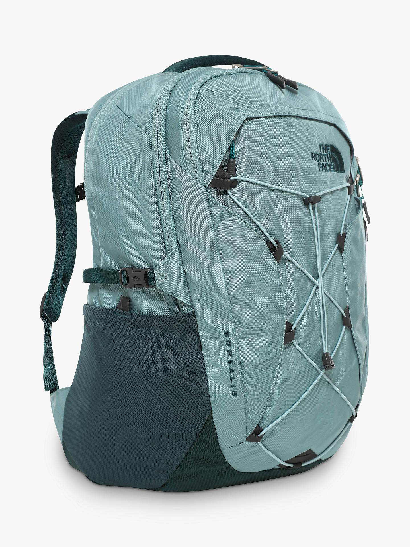 The North Face Borealis Women S Backpack Trellis Green