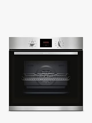 Neff B1GCC0AN0B Built-In Single Oven, Stainless Steel