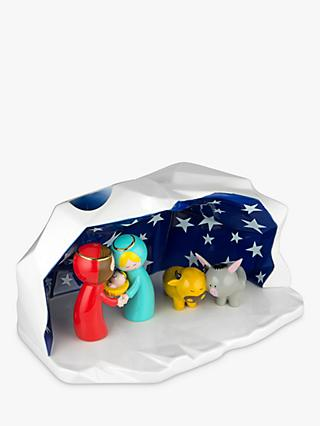 Alessi 'Happy Eternity Baby' Nativity Scene