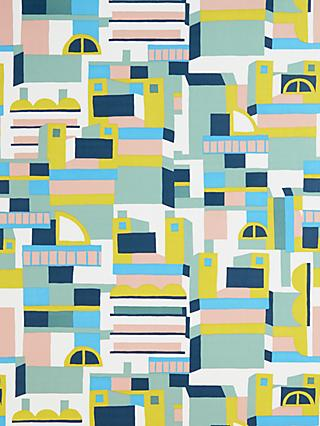 House by John Lewis Build Wallpaper, Multi