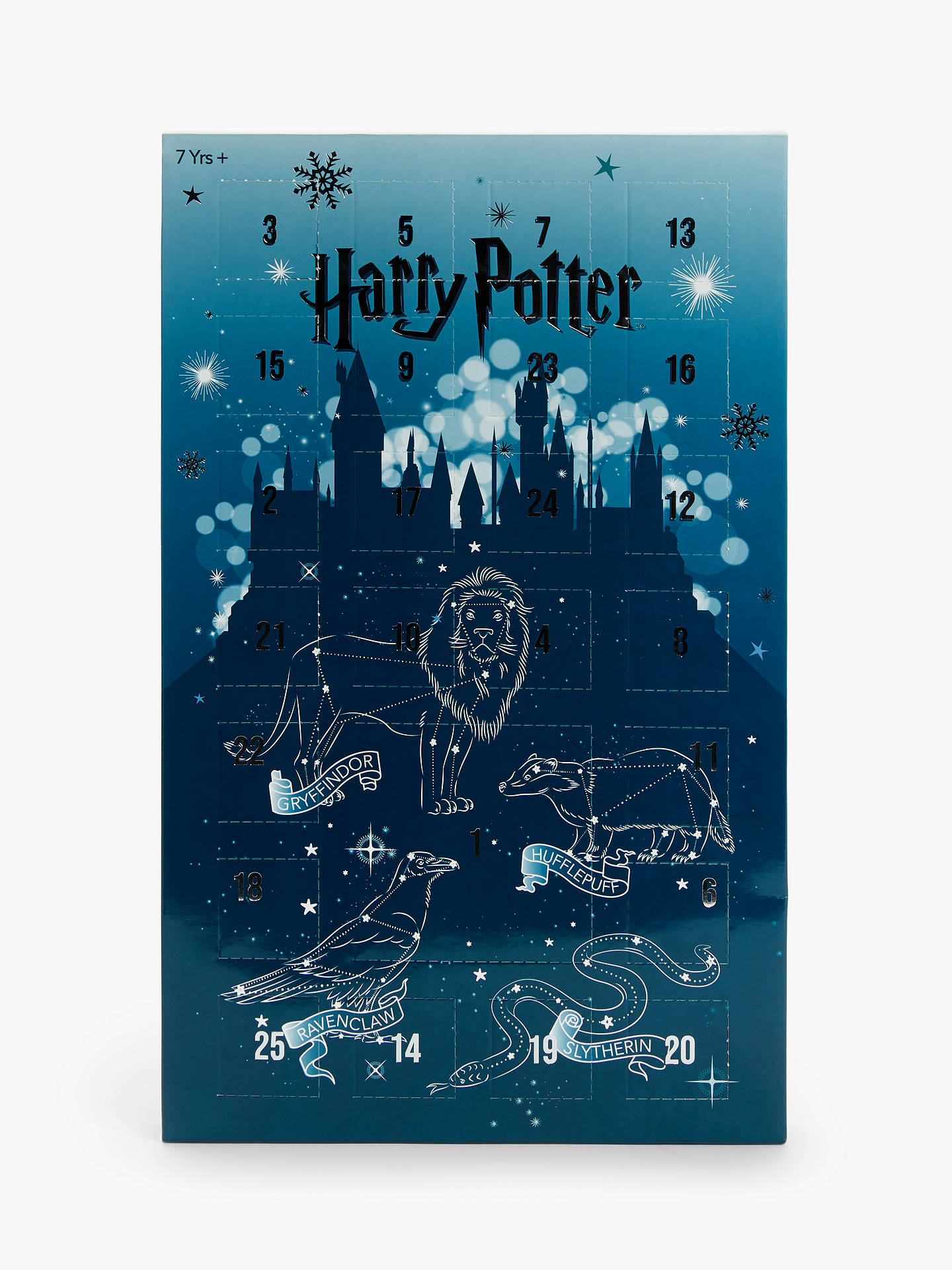 Calendrier Side Car Cross 2019.Harry Potter Jewellery Advent Calendar 2019
