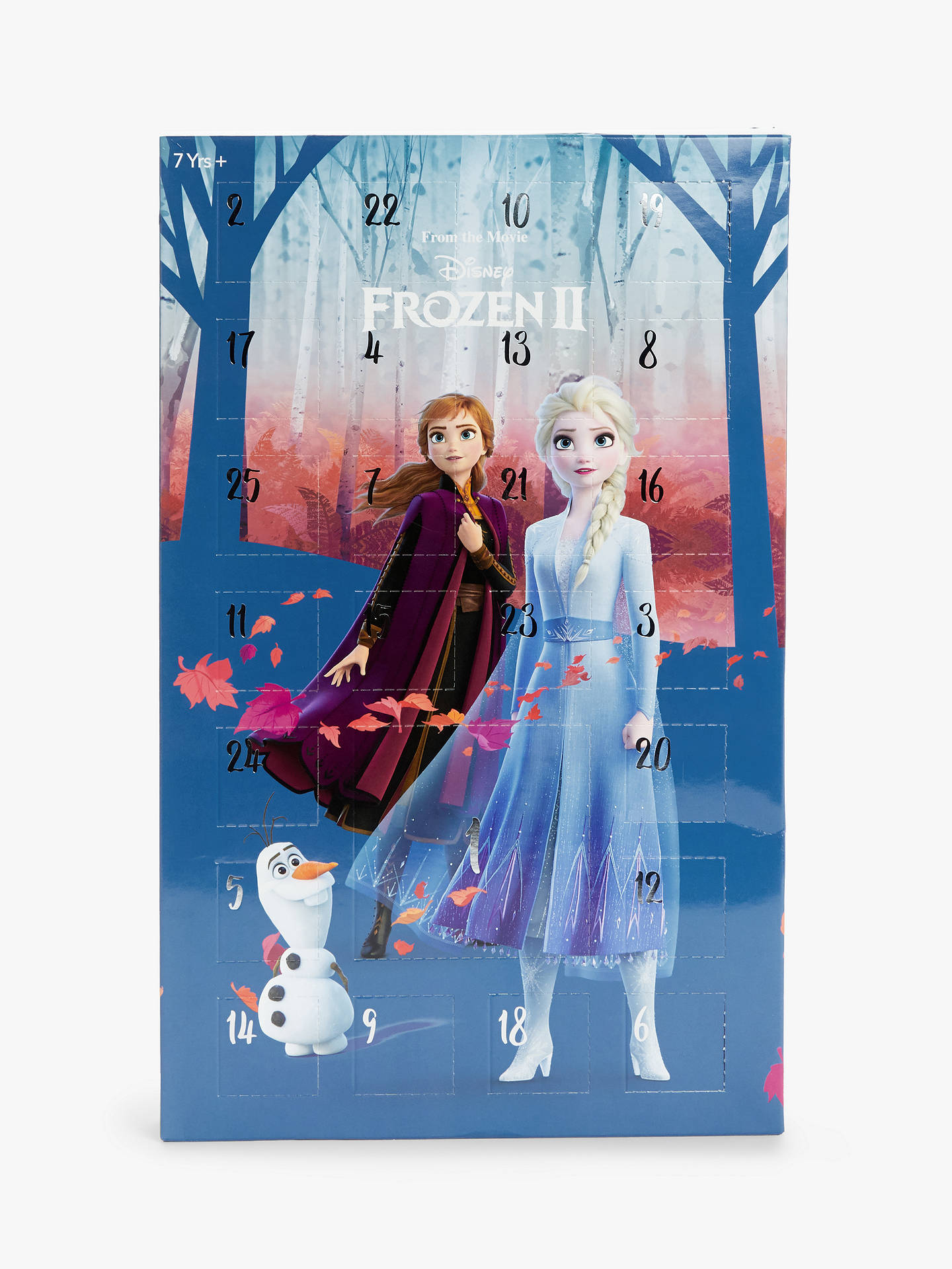 Buy Frozen II Jewellery Advent Calendar 2019 Online at johnlewis.com