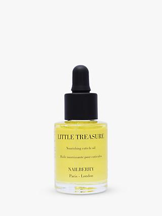 Nailberry Little Treasure Nourishing Cuticle Oil, 11ml