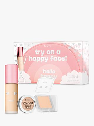 Benefit Try on a Happy Face! Foundation & Concealer Set