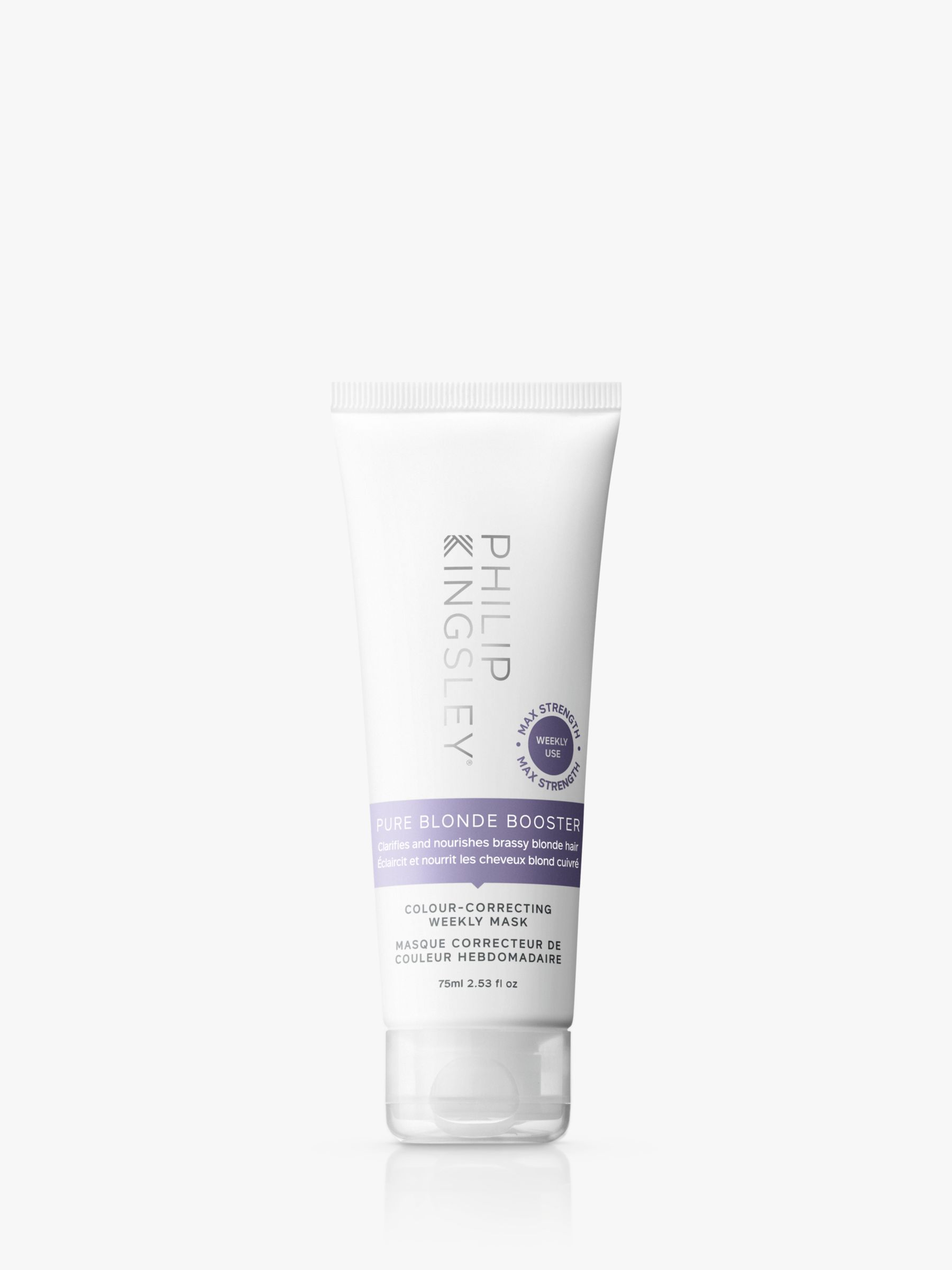 Philip Kingsley Philip Kingsley Pure Blonde Booster Colour-Correcting Weekly Mask