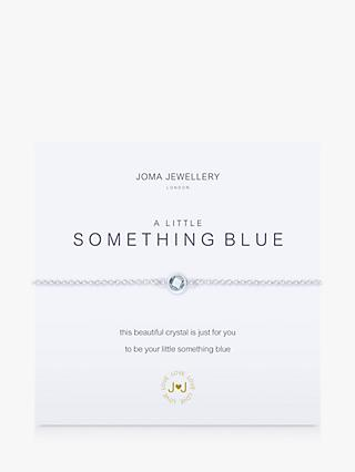 Joma Jewellery A Little Something Blue Bride Bracelet