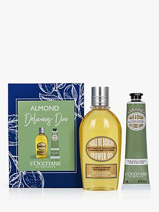 L'Occitane Almond Delicious Duo Bodycare Gift Set