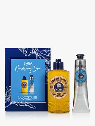 L'Occitane Shea Nourishing Duo Bodycare Gift Set