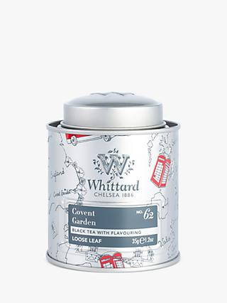 Whittard Covent Garden Loose Leaf Tea Mini Tin, 35g