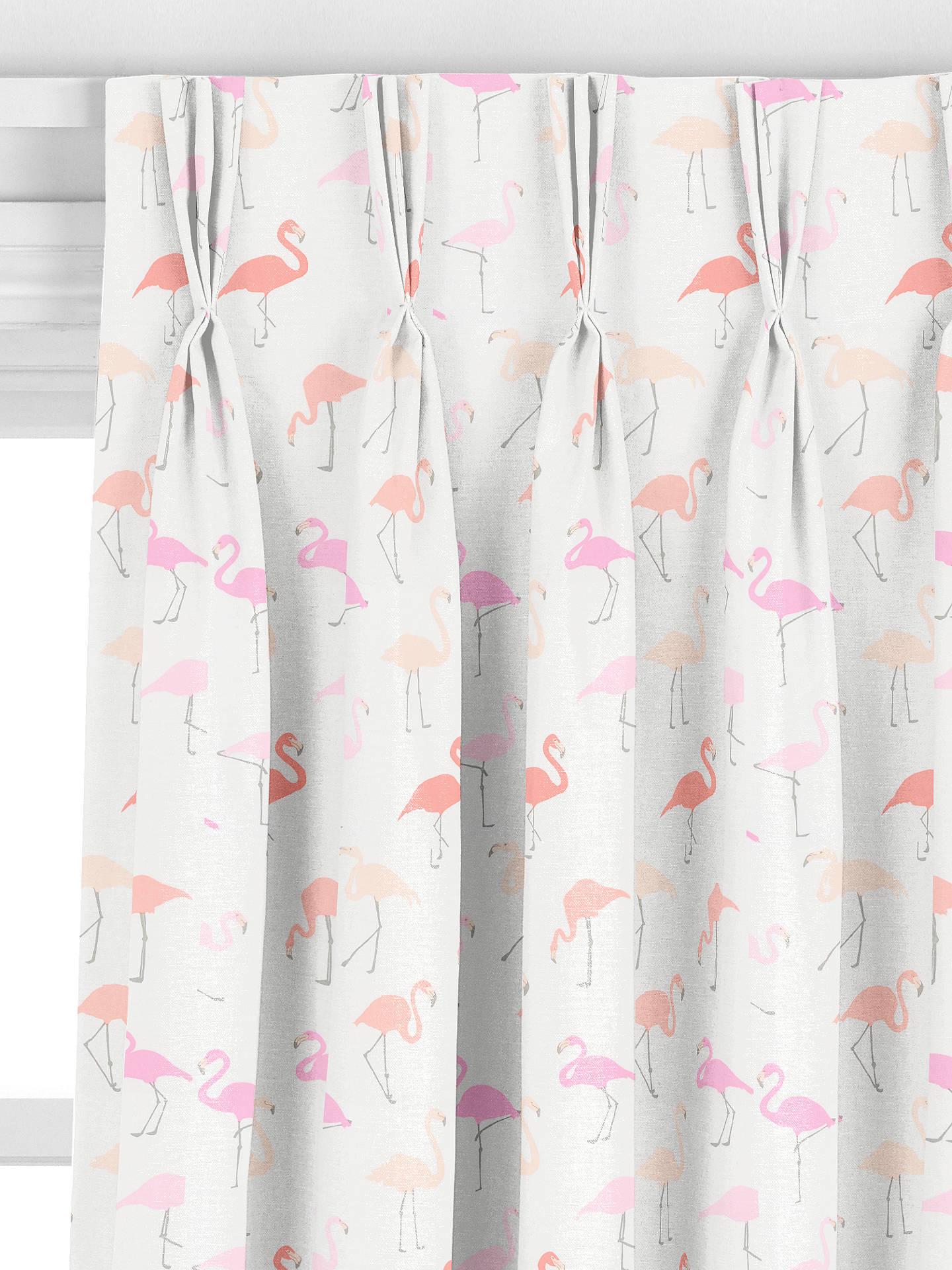 John Lewis Amp Partners Flossy Flamingo Made To Measure
