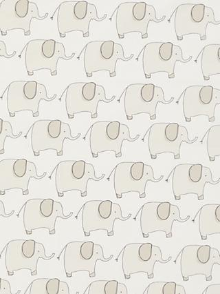 John Lewis & Partners Eli Elephant Furnishing Fabric