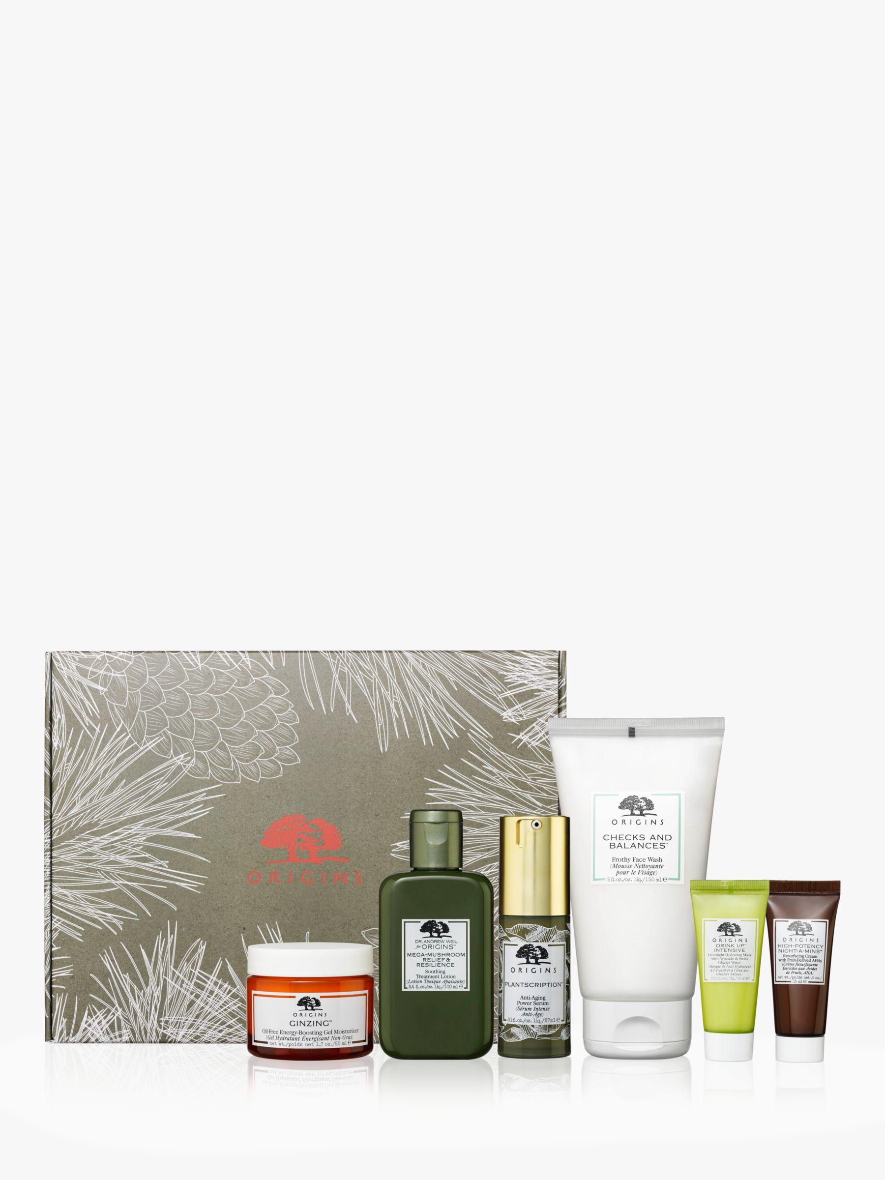Origins Most Loved Skincare Gift Set At John Lewis Partners