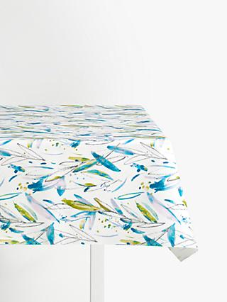 John Lewis & Partners Willow Sprigs PVC Tablecloth Fabric