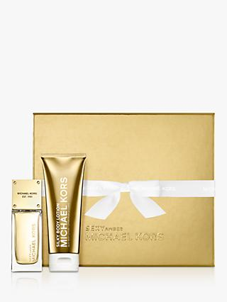 Michael Kors Sexy Amber Eau de Parfum 50ml Fragrance Gift Set