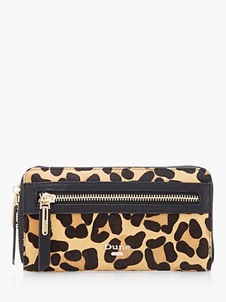 Dune Kelle Zip Around Purse