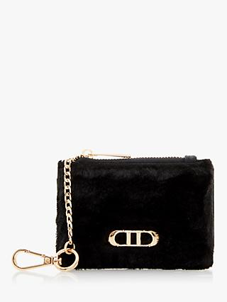 Dune Kteddyy Mini Purse, Black