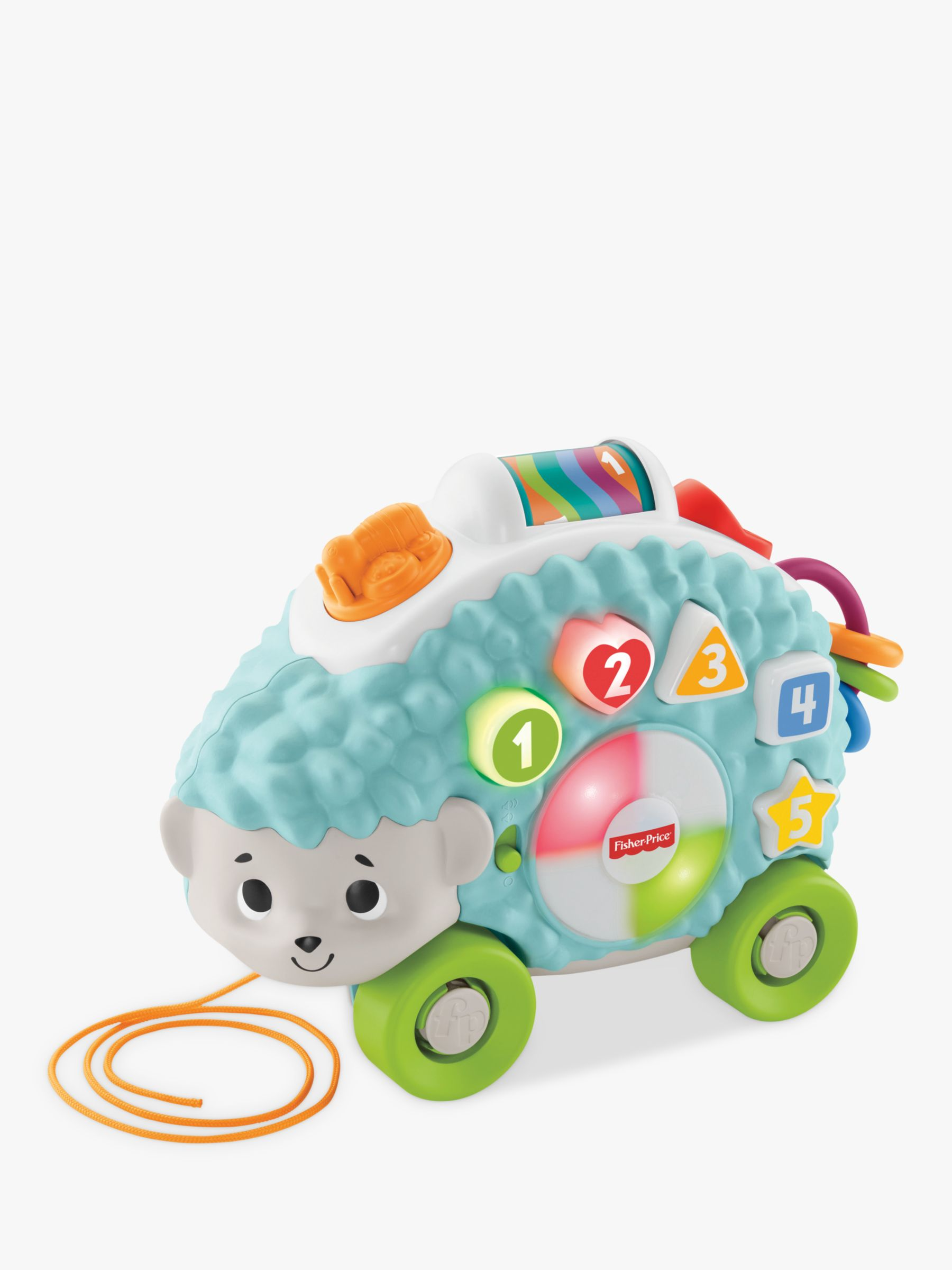 Fisher-Price Fisher-Price Linkimals Happy Shapes Hedgehog