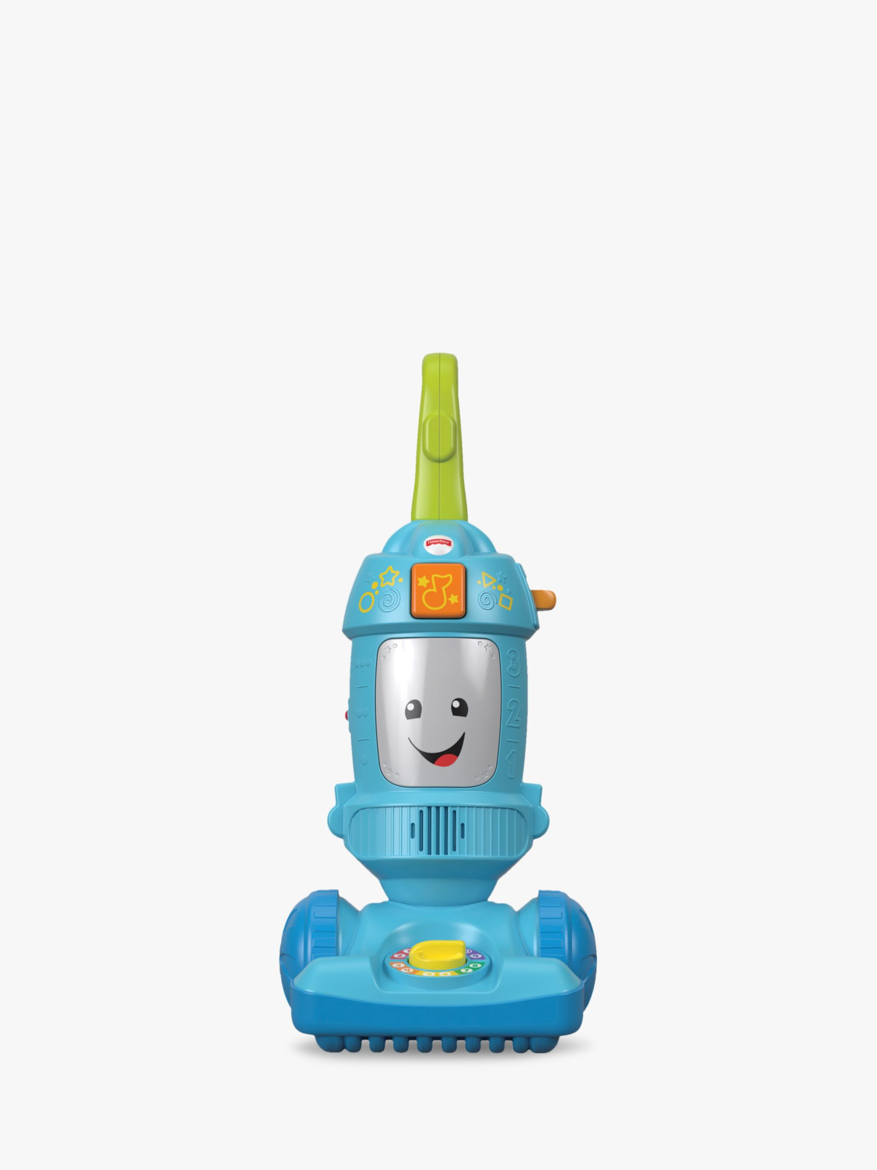 Fisher-Price Fisher-Price Laugh and Learn Light-up Learning Vacuum