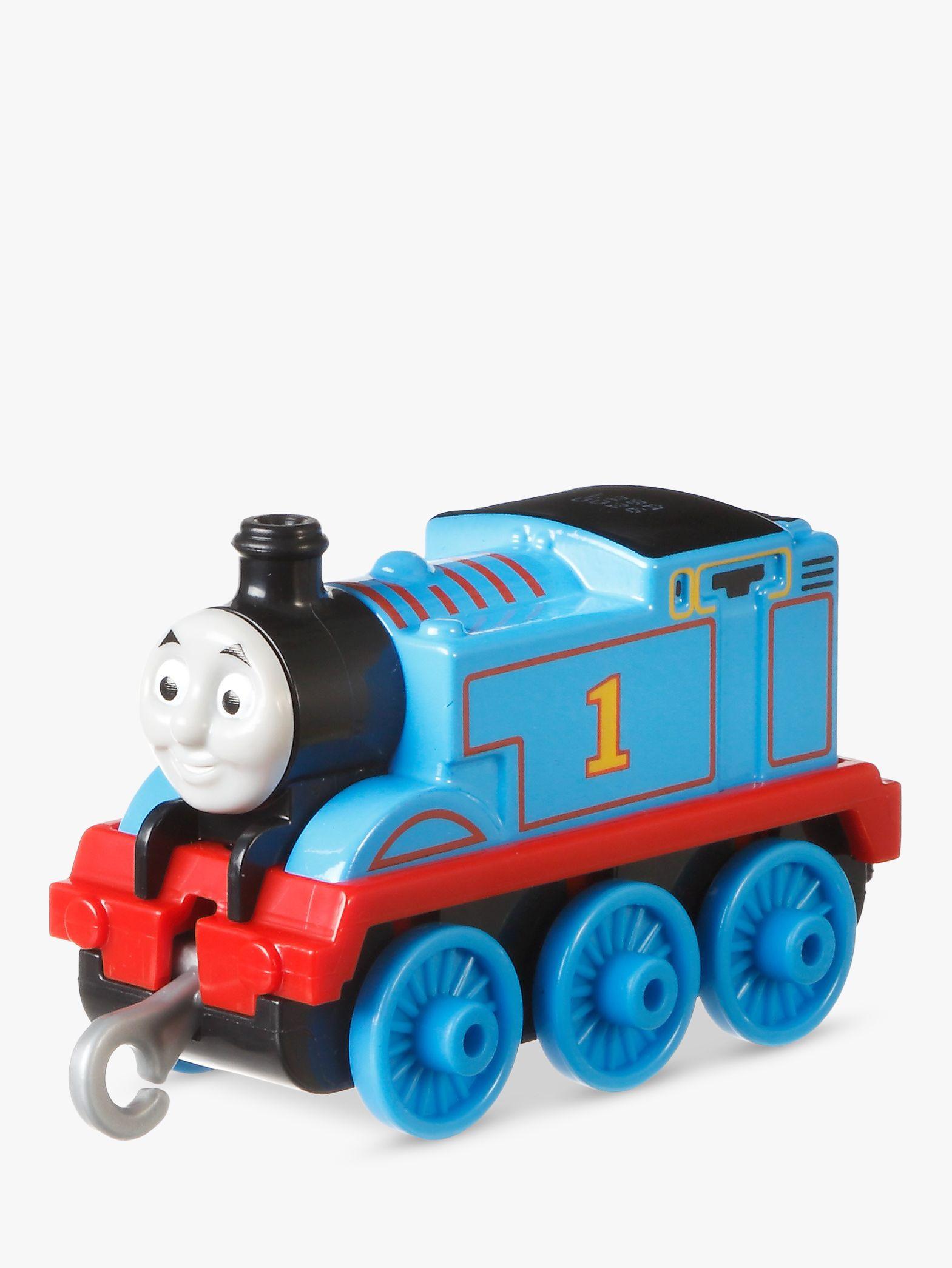 Thomas the Tank Engine Thomas & Friends TrackMaster Small Engine Push Along Thomas