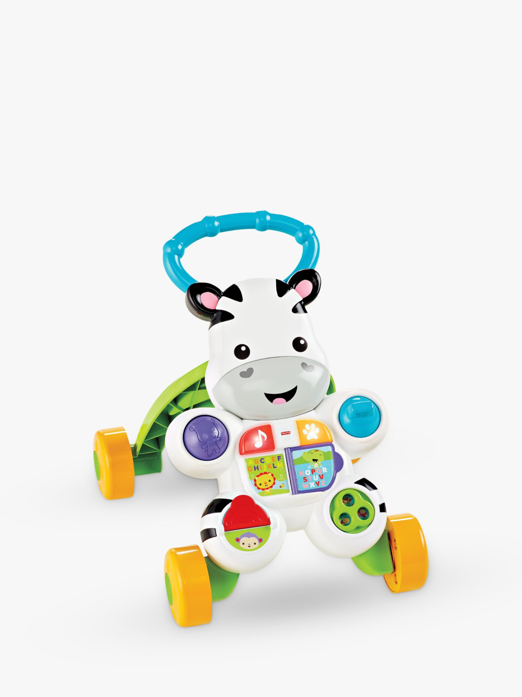 Fisher-Price Fisher-Price Learn With Me Zebra Walker