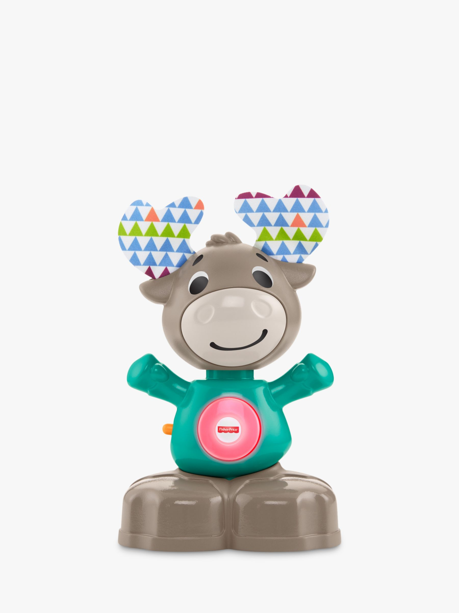 Fisher-Price Fisher-Price Linkimals Musical Moose