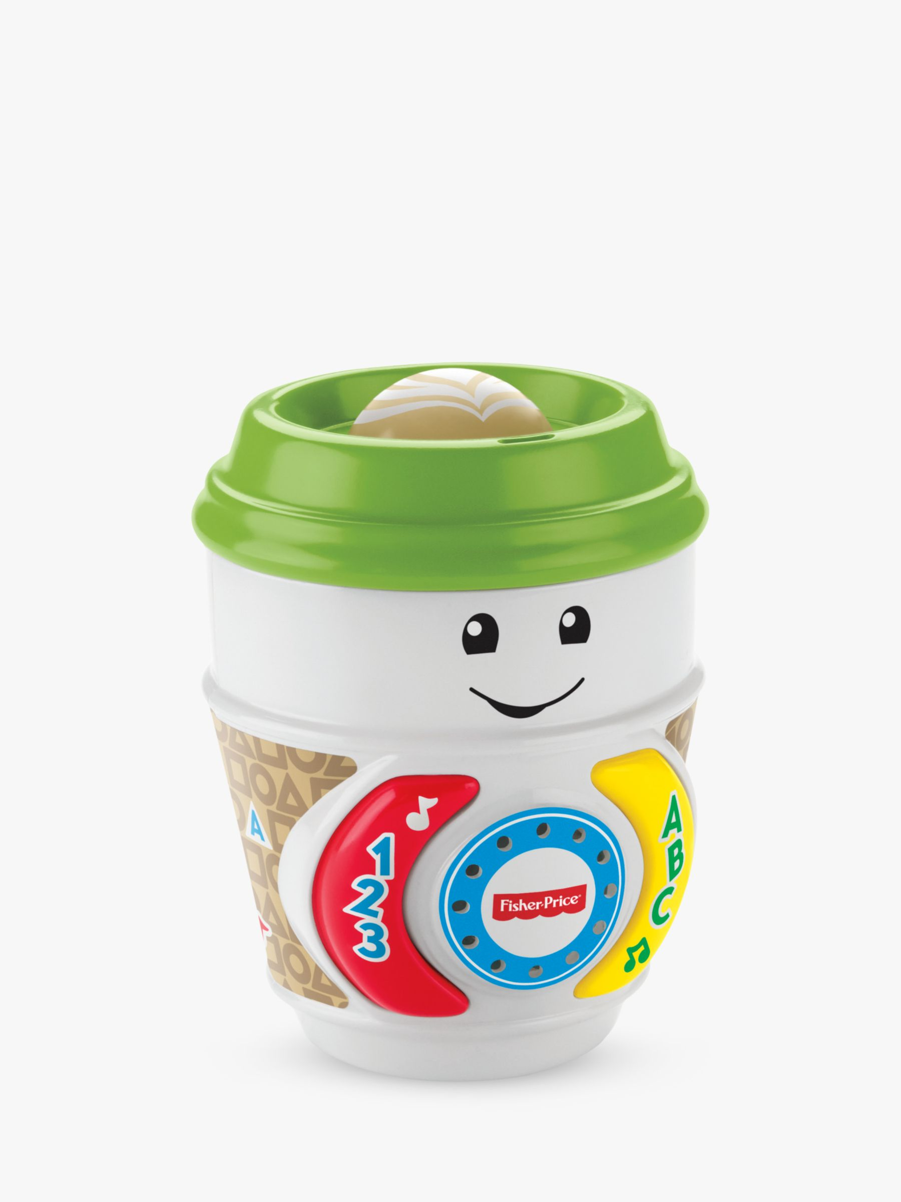 Fisher-Price Fisher-Price Laugh and Learn On The Glow Coffee Cup