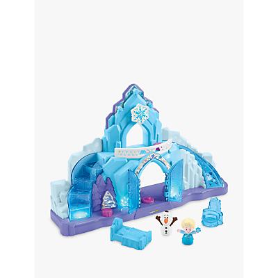 Fisher-Price Little People Disney Frozen Elsa's Ice Palace