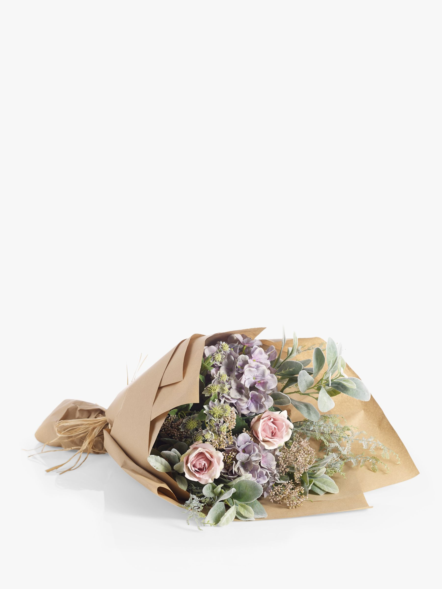 Peony Peony Romance Artificial Floral Bouquet