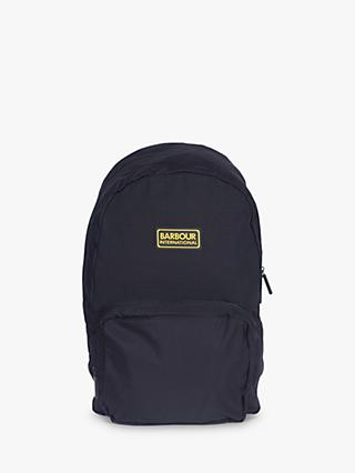 Barbour International Ripstop Utility Backpack, Black