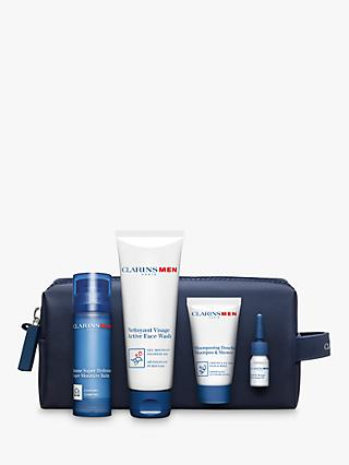 Clarins Clarinsmen Hydrate Collection