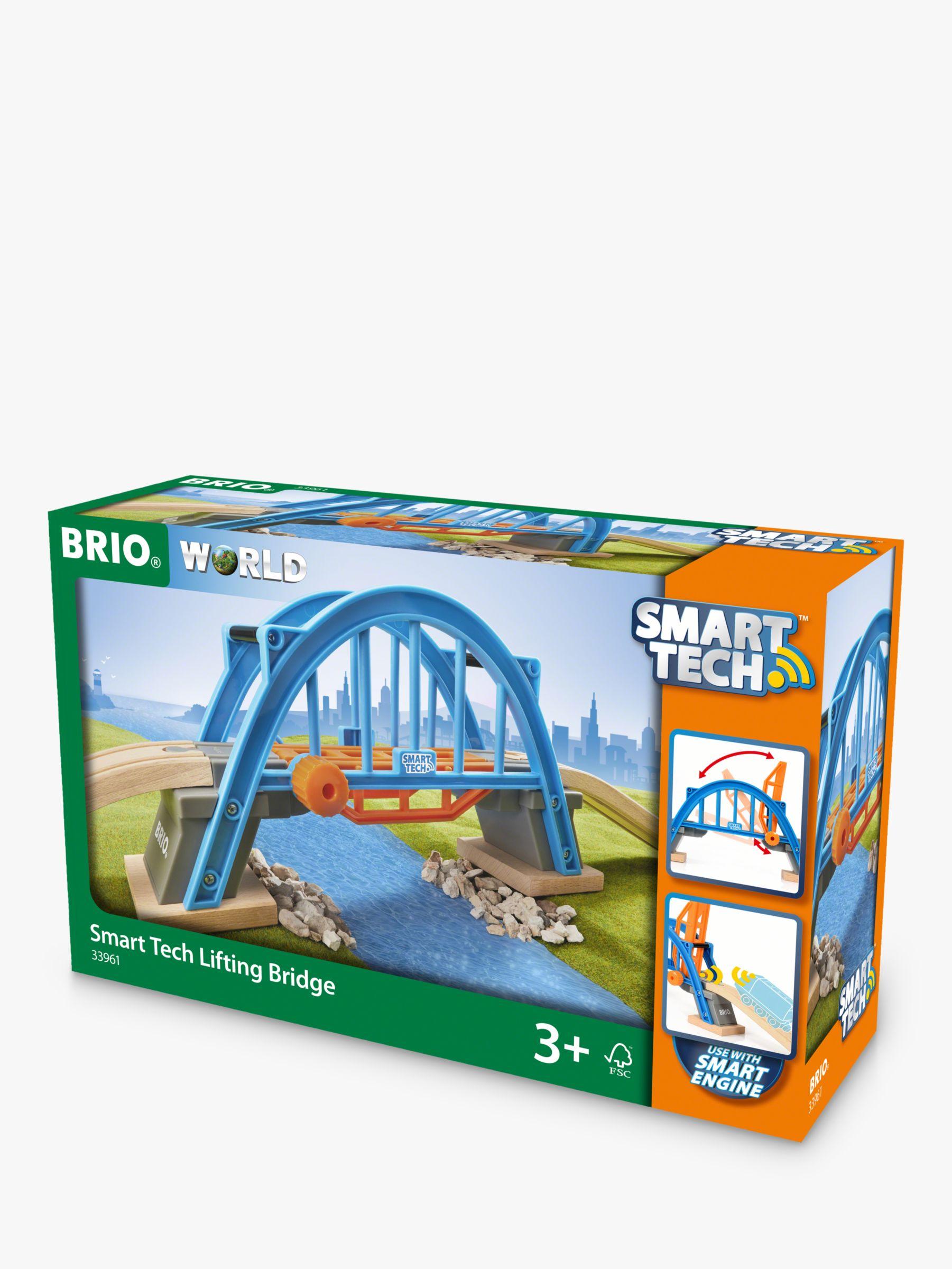 BRIO BRIO World Smart Tech Lifting Bridge