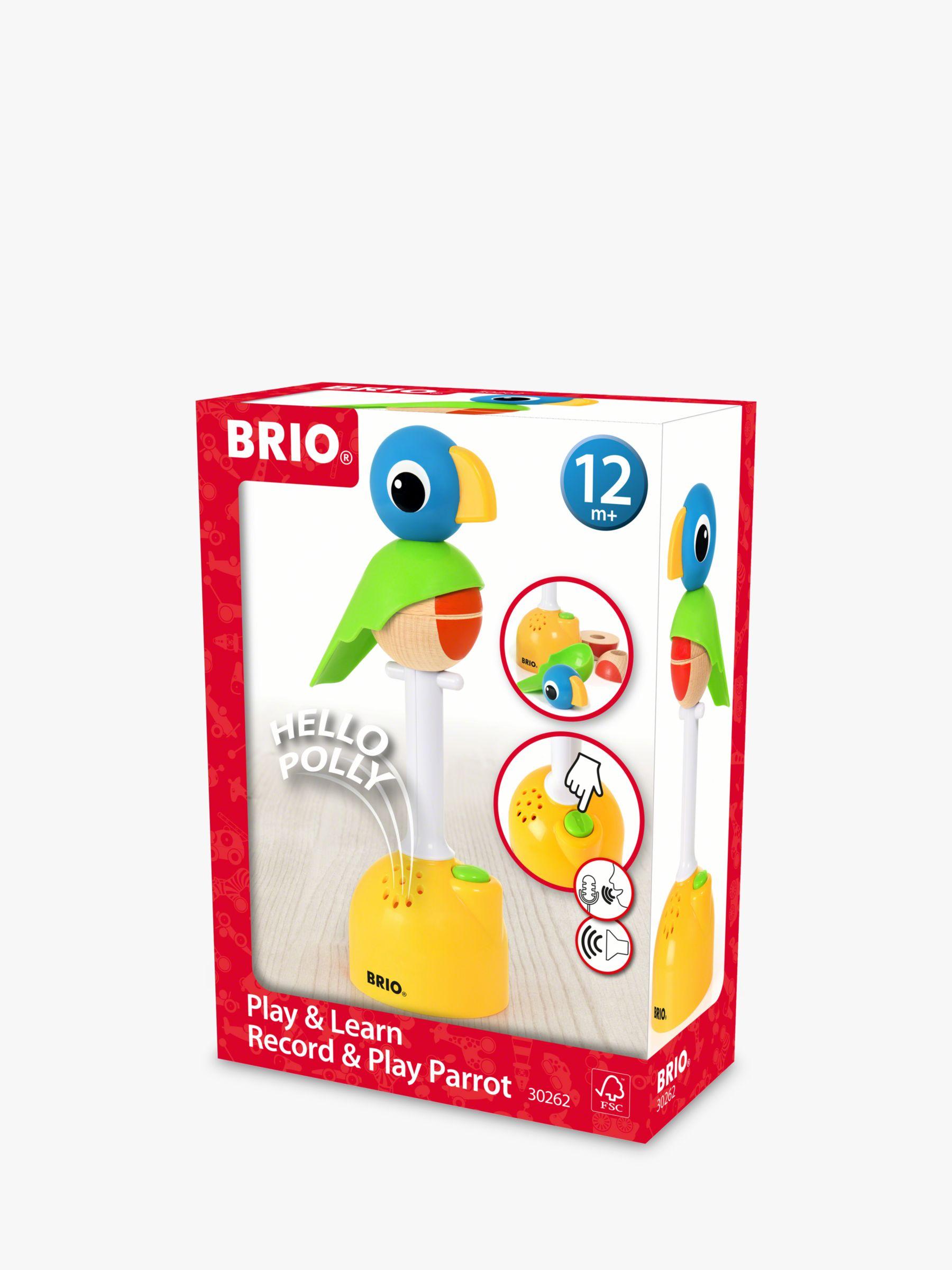 BRIO BRIO Record & Play Parrot