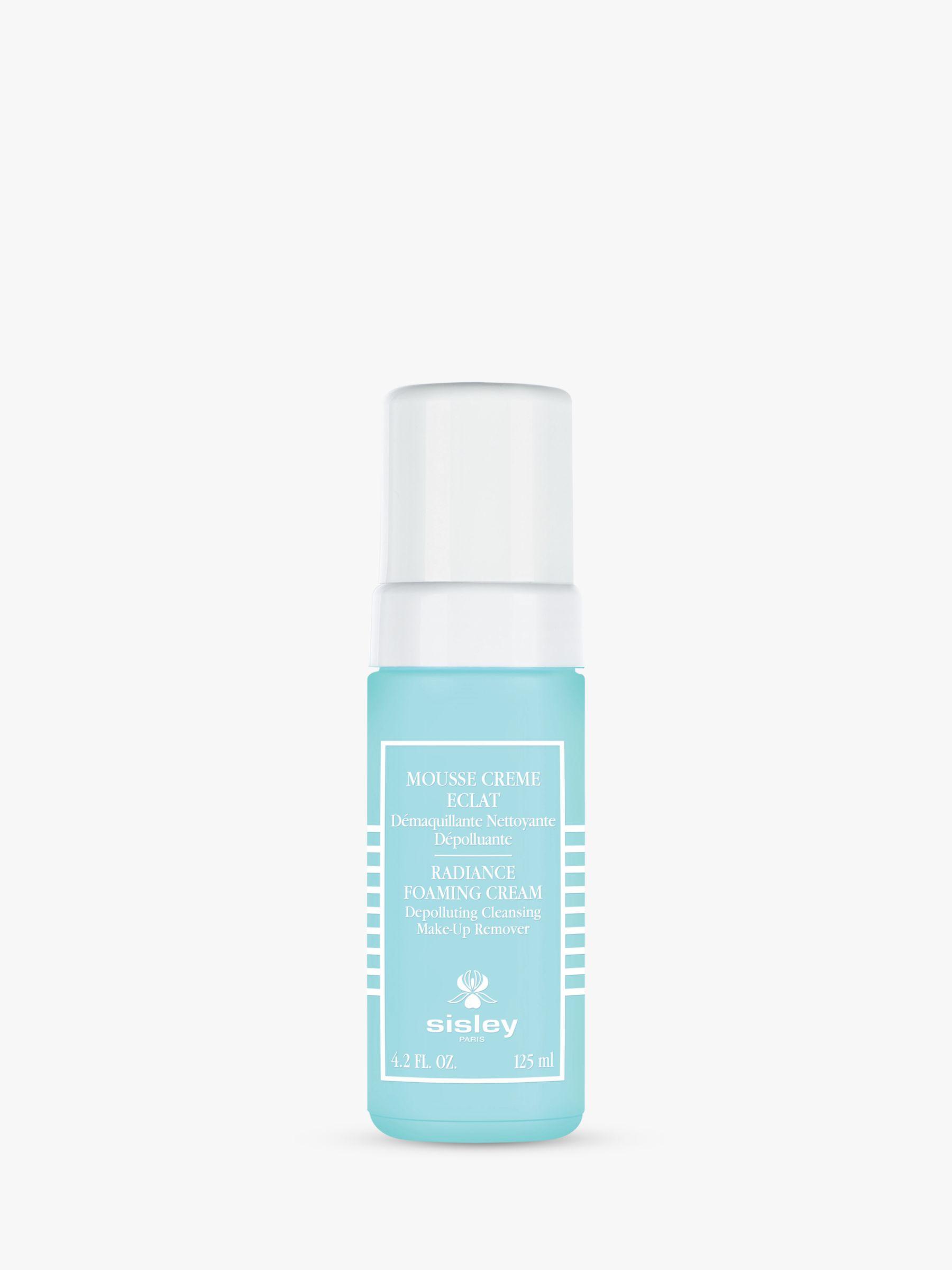 Sisley Sisley Radiance Foaming Cream Depolluting Cleansing Makeup Remover, 125ml