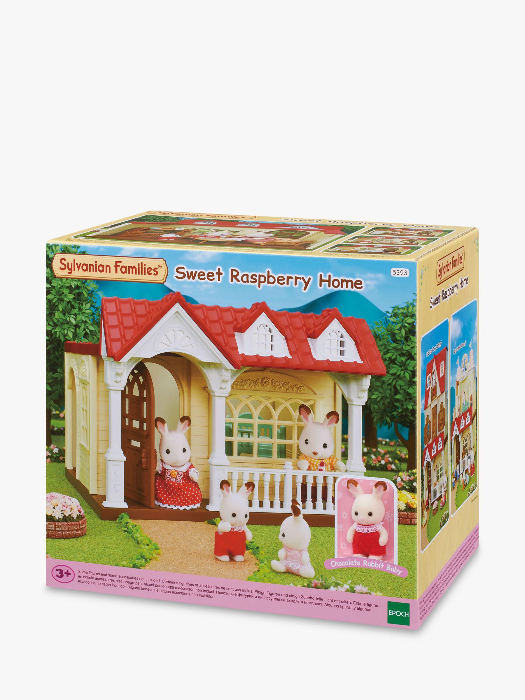Sylvanian Families Sylvanian Families Sweet Raspberry Home