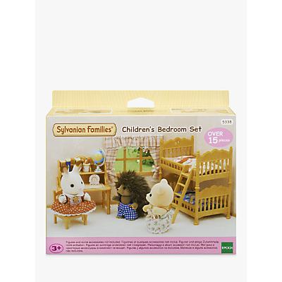 Sylvanian Families Childrens Bedroom Furniture Set