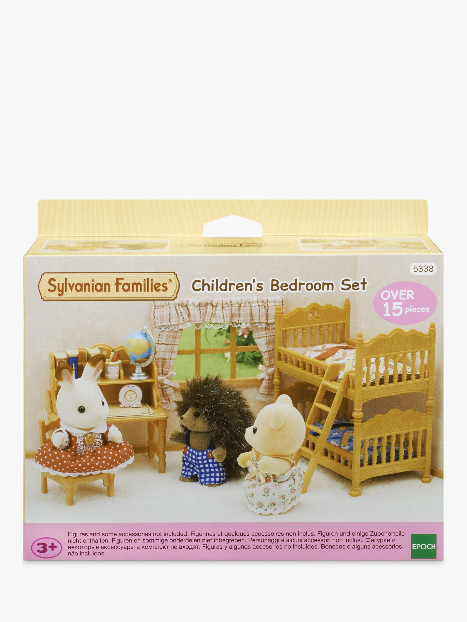 Sylvanian Families Sylvanian Families Children's Bedroom Furniture Set