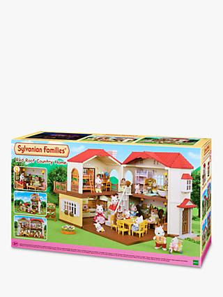 Sylvanian Families Red Roof Country Home