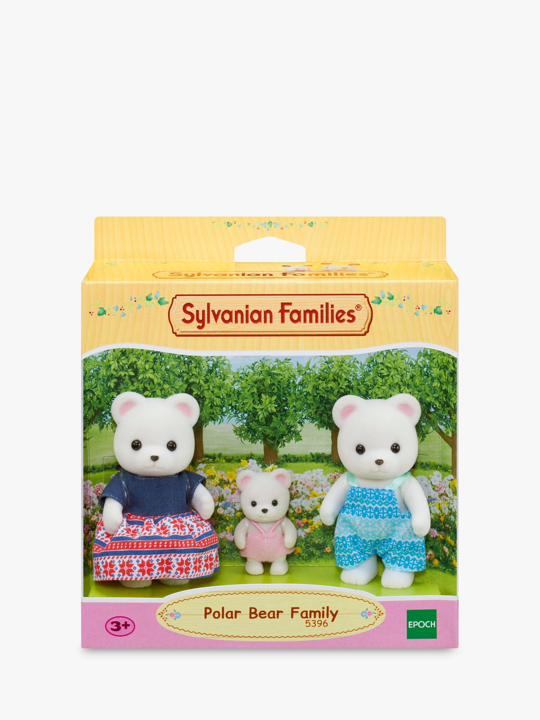 Sylvanian Families Sylvanian Families Polar Bear Family